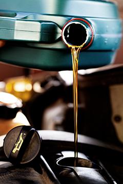 Mudança de óleo | Serviço de oficina